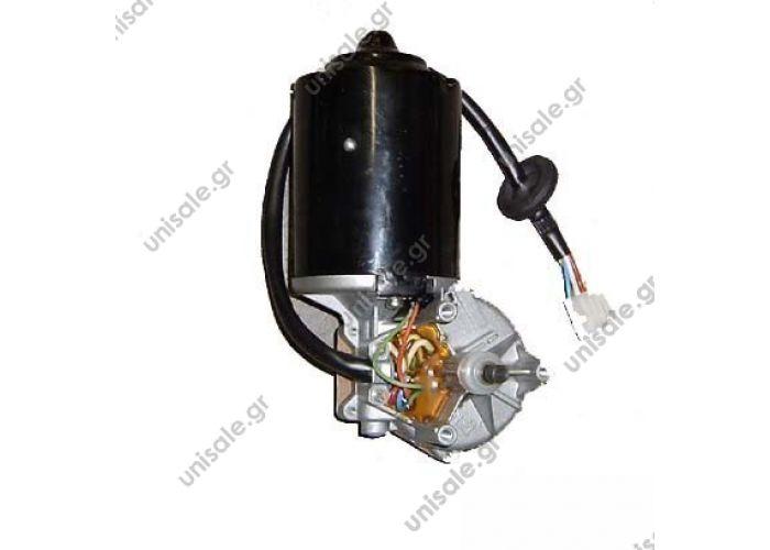 403360  WIPERBLADE ENGINE VOLVO F7-16 Original code: 1614678  Br SWF VALEO NIDEC ITT 403.360 wiper motor, windscreen wiper motor, gear motor 24V DC