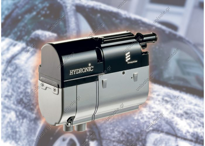Eberspacher Complete Heater Installation Kits Eberspacher D5WZ Mercedes Sprinter water heater | 252162050000