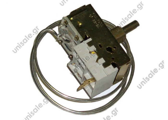 "047056934  ΘΕΡΜΟΣΤΑΤΗΣ  Thermostat K55L7505 THERMOSTAT, 59"" UNIVERSAL, AIR-CHIEF WITH RETAINING NUT, LONG THREAD"