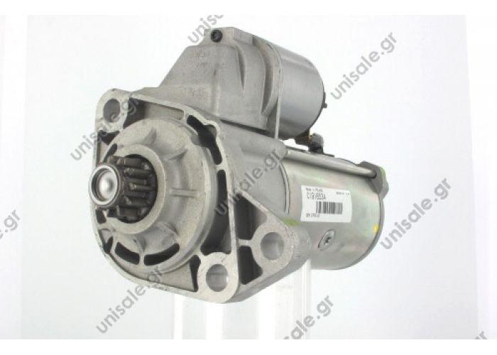 ATL ANLASSER STARTER 1,1 kW SEAT AROSA IBIZA IV SKODA FABIA VW LUPO POLO 1.4 1.6