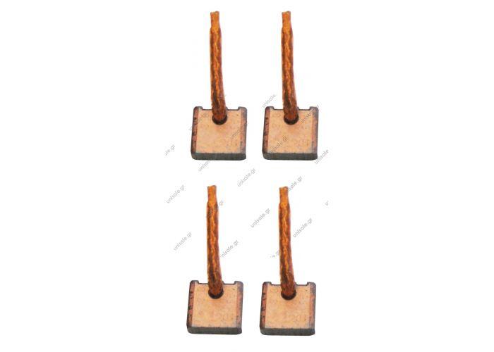13044 GEBE  Brush 04.6/12.0x11.2 BOSCH 12V 4x @