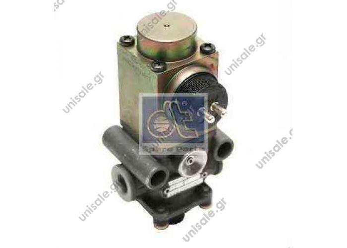1.20025  Μαγνητική βαλβίδα Scania  SCANIA 1335961 Solenoid Valve  WABCO Solenoid valve  replaces Wabco: 472 250 000 0  Art. No. 1.20025