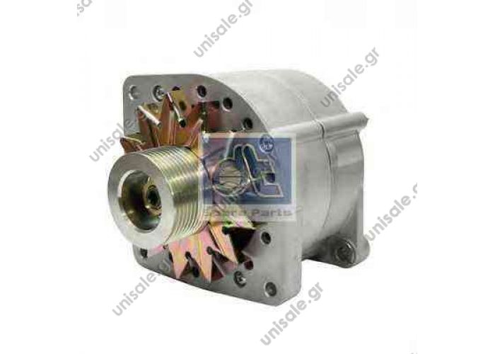SCANIA 1571526 Alternator  BOSCH 0 986 049 890 Alternator DT 1.21329 (121329), Alternator