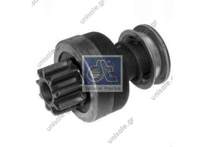 SCANIA 386762 Freewheel Gear, starter