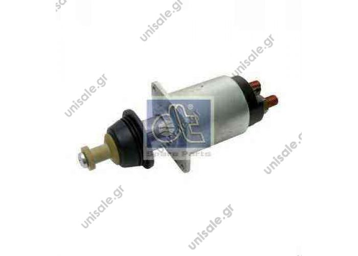 Solenoid switch  replaces Bosch: 2 339 403 006  Art. No. 1.21396   SCANIA 1405979 Relay, starter DT 1.21396 Solenoid Switch, starter BOSCH 2 339 403 006 Relay, starter B2339403010-SOLENOID-SOL-24V-BOSCH-ACTROS-4HOLE.