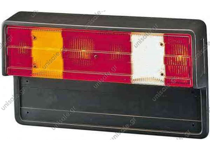ΦΑΝΑΡΙ ΟΠΙΣΘΙΟ ΔΕΞΙ MERCEDES MERCEDES A 002 544 42 03 Combination Rearlight; Combination Rear HELLA 2VD 005 300-551 (2VD005300551), Combination Rearlight; Combination Rearlight