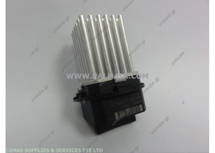 5HL 351 321-491  ΑΝΤΙΣΤΑΣΗ ΚΑΛΟΡΙΦΕΡ     MERCEDES W204 (2007) Regulator OE# 2048707710 Behr Hella#  5HL 351 321-491  MERCEDES-BENZ 2048707710 GENUINE OEM REGULATOR