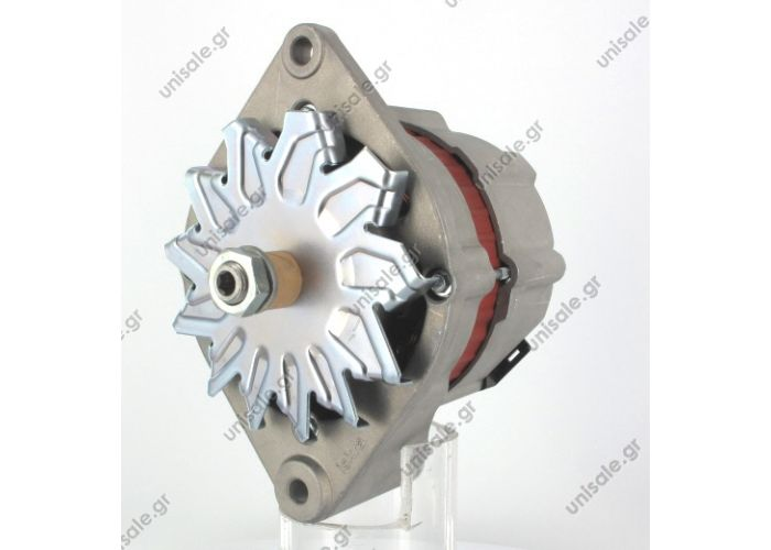19416 Alternator SCANIA 28V 55A P=80mm 12h00 S/P @ 11.201.801 AAK1398 Letrika (Iskra) alternator Lichtmaschine Generator 24V 55A SCANIA Serie 2 3 T R 142 143 112 113 82 92 93