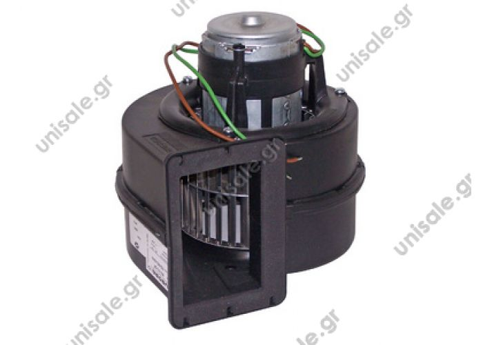 20220145 AURORA   RG540EF AXIAL FAN 24V 97X66     132-512-0001     Evaporator blower > Buses > Renault  Radial blower for Sutrak Left hand side, with speed control  Ref. 28,20,01,017   Axial fan RG540EF 24V 97x66 (right)