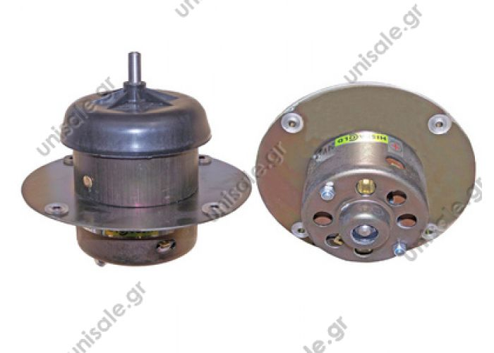 HISPACOLD 5300010   ΜΟΤΕΡ   20220163 Condenser motor fan  Hispacold   Description	24V Rooftop condenser motor Hispacold   Motoventilater For condenser Ref.  5300010 , 62992 Blower motor Hispacold   Hispacold Motor Single Shaft (Blade 3270800)