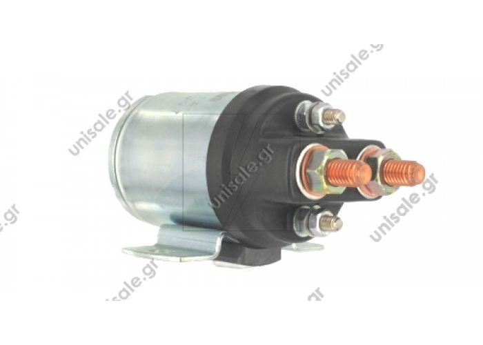 053457    2083     VALEO  ΡΕΛΕ ΙΣΧΥΟΣ  12V 80A   Solenoid VALEO CE14-12V Press Button @