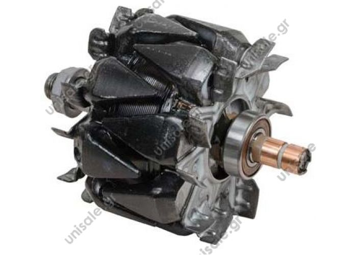 22872 VALEO  Rotor VALEO 110.5/155.7 12V 180A TG17C... #