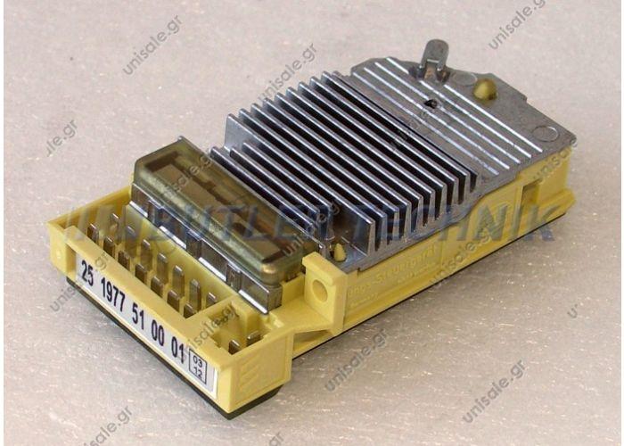ΠΛΑΚΕΤΑ ΚΑΥΣΤΗΡΑ EBERSPACHER HEATER D1LCC CONTROL UNIT 24V | 251977510001  25.1977.51.00.01 251977510001 25.1977.99.51.01 251977995101 25.1869.50.00.10 251896500010 Eberspacher / Eberspacher Spare Parts / D1LCC / Eberspacher D1LC