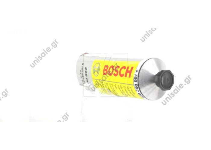 26477 BOSCH  Vet for bearing 225ml