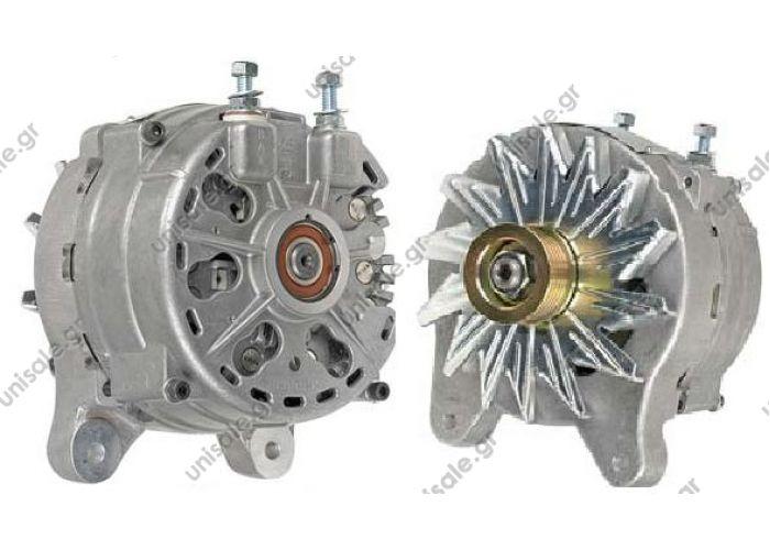26817 PENNTEX  Alternator FO 12V 200A Regulator externe USA