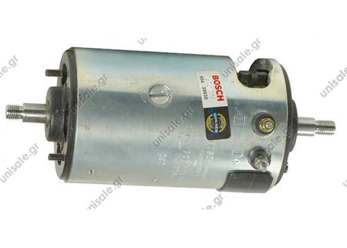 2979 BOSCH EXCHANGE  Dynamo PORSCHE 912 14V 30A #  2979 Dynamo PORSCHE 912 14V 30A @ Complementary items Item Code	Description	Quantity	; 0986030050_M