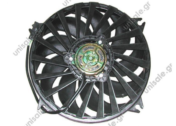 30315160 Condenser motor fan > Cars > Peugeot 807   Lancia Phedr