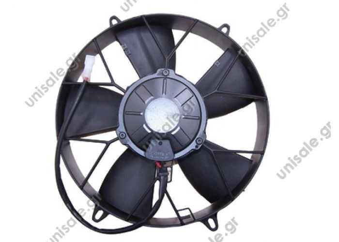 30315213 Condenser motor fan > Buses   Hispacold F05 Axial fan 3050105 / F0512L820104B  Axial to fan F05  the OE: 3050105 / F0512L820104B  Part Number The: 30315213