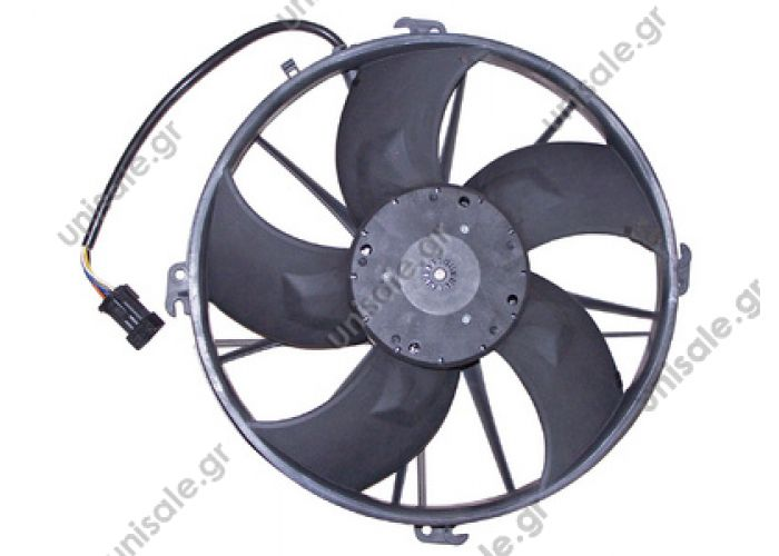 SPAL-VA01-BP70/LL-36A    0599.6977   Category: Axial Electrofans  TECHNICAL DATA Blades diameter (mm):	305 Total depth (mm):	95 Voltage (V):	24 Current input (A):	12,8 Airflow (mc/h):	2990   Installation guide:	Suction Manufacturer:	Spal