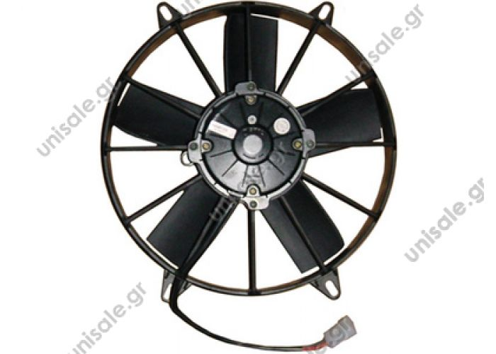 28.21.01.002 SPAL-BOSCH 0599.6927 30315068  Ø 305 mm Suction VA01-AP70/LL-36A AXIALNY FAN 24VDC, SUCTION VA01-BP70LL-36A (3031583262)   Condenser Fan Spal 36A 305D Fan 24v (VA01-BP70/LL-36A) (78-1344 / H11-000-291 / 68935 / 78-1294)
