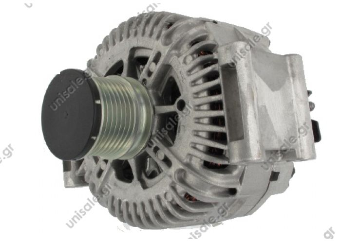 30451 VALEO NEW  Alternator CHRYSLER 300C 3.0 CRD 180A PVF [COM] TG17C026 CHRYSLER 300C 3.0L CRD 05- 7PV Alternator   CHRYSLER	04896808AA CHRYSLER	04896808AB LUCAS	LRA03165 LUCAS	LRA3165 VALEO	2542845 VALEO	2542845C VALEO	439579 VALEO	440037