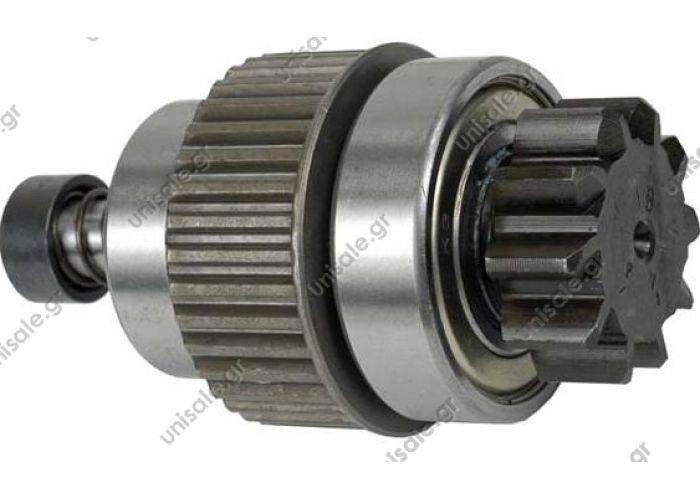 30486 MAGNETON PAL  Clutch Magneton z10 CW OD38.4 L105.5 #
