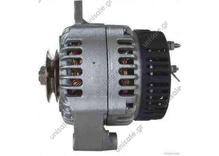 LADA NIVA 80A 32201498 14V 80A (IA0498) (New)   ISKRA IA 0498 (IA0498), Alternator 11.201.498 AAK5105 Letrika (Iskra) alternator