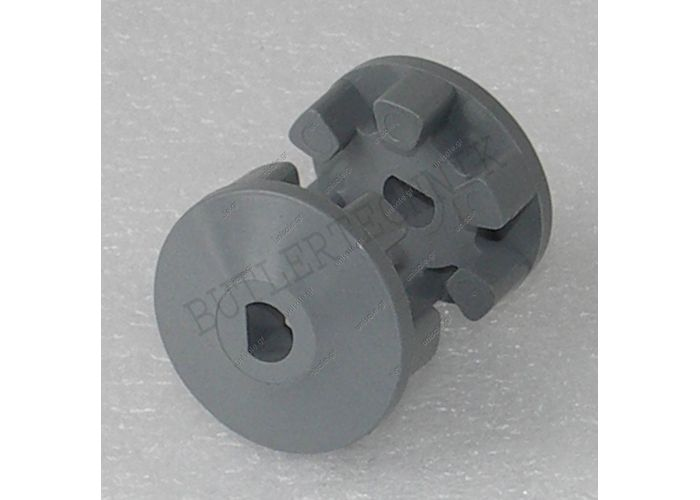 397563  WEBASTO 397563 DBW CLUTCH HALF  COUPLING HALVES Ø 8 CROSS NUMBERS 1320044B, 397563, 397563Z, Spheros, WEBASTO