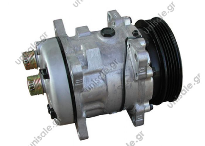 6670 ΣΥΜΠΙΕΣΤΗΣ    SD5H14 SANDEN SD5H14   UNIVERSAL COMPRESSORS Description : DIAM N GOR	VOLTAGE	CYLINDER HEAD 129_PV10	12	M
