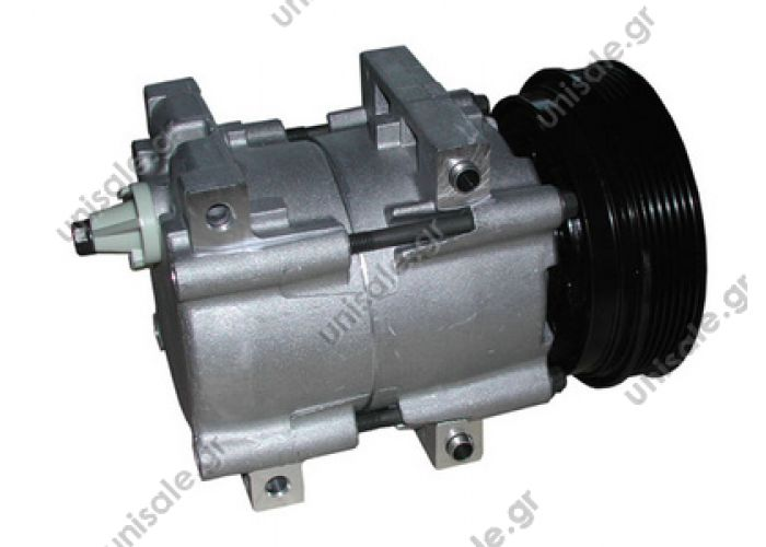40440009.1  	Visteon	FS10    10-160-01018 1007099 TSP0155051K Compressor A / C Visteon FS10; 127 mm; PV6; 12V; H; 154cc; Ford Fiesta; Puma; Mazda 121
