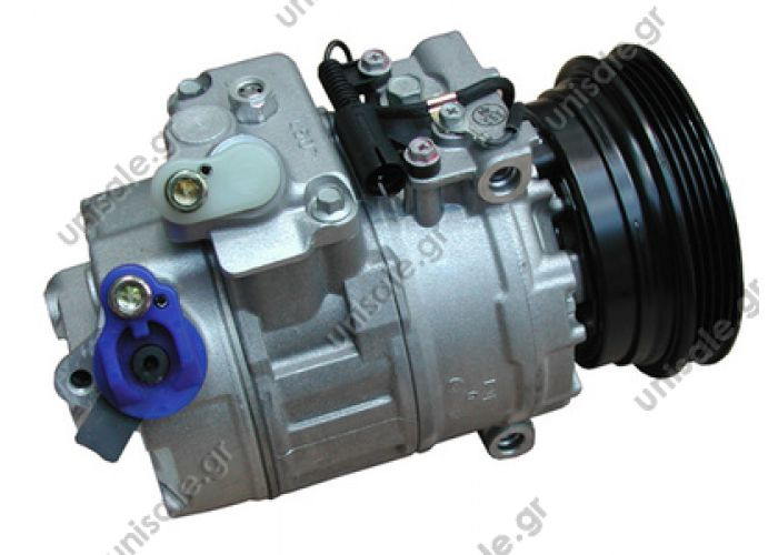 40440052  Aircondition compressor Product number: 64528385920   BMW E39 Serie 5 520d - 525d - 525tds Fits on models: E39  525TD+TDS year -09/97