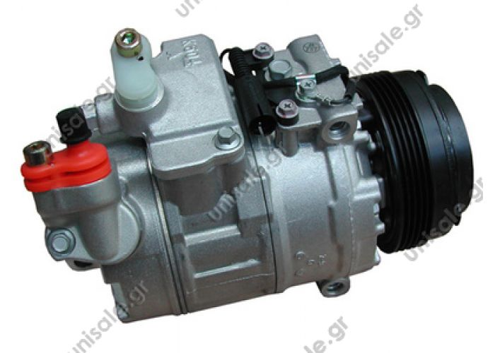 40440053  Aircondition compressor E39 Serie 5 520i - 535i - 540i / 525tds 64526914371 / 64528363485 / 64528385921    Fits on models: E39  525D all models  530D all models