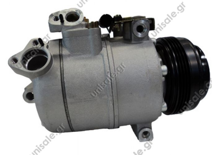 40440148 Aircondition compressor Product number: 64526918000    E53 X5 3.0d 218Cv - 3.0i  Fits on models: X5 (E53)  X5 3.0D M57N 218HP year 10/02-  X5 3.0I 231HP year 10/02-