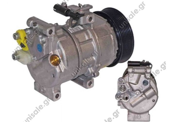 40440161  Mini one D (R50-R53)  64526922397  / 64536922397  447180-4760 Compressor A / C Denso 5SA09C; 120 mm; PV7; 12V; H; BMW Mini One; DCP05022   TSP0155486 Compressor A / C Denso 5SA09C; 120 mm; PV7; 12V; H; BMW Mini Cooper