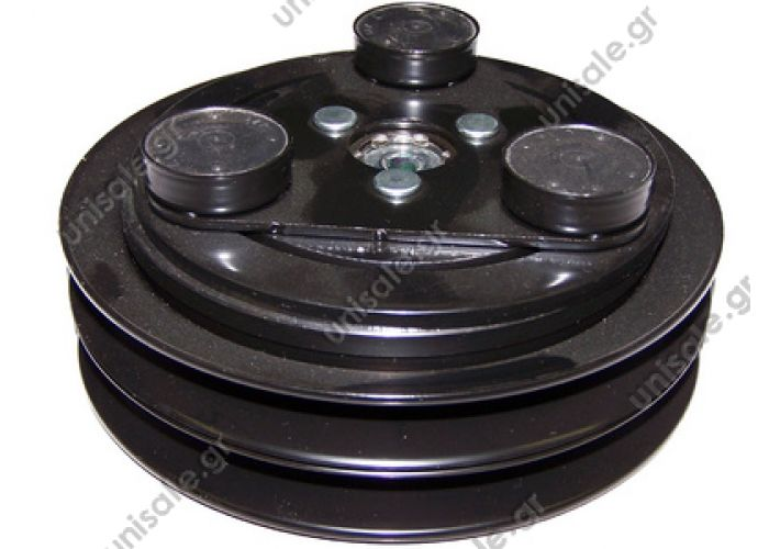 "40455069 TM08/13/15/16 HD 12V 2G A 5""1/4   Spare parts for compressors > Clutch > Zexel TM08/13/15"