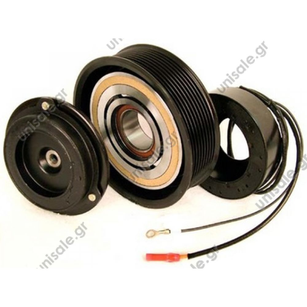 40455090 a c compressor pulley denso 10pa17c 11pk pv11 for Spare parts mercedes benz