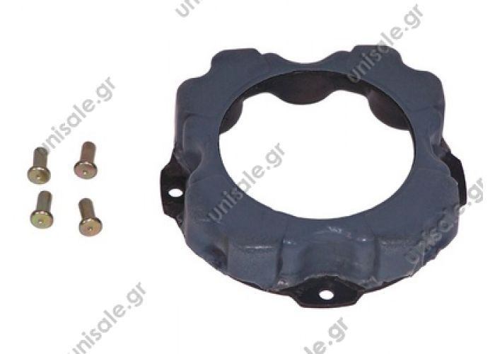40455120   Spare parts for compressors > Clutch > Denso Rubber plate 5SL12C/6SEU12C/7SEU16-17C