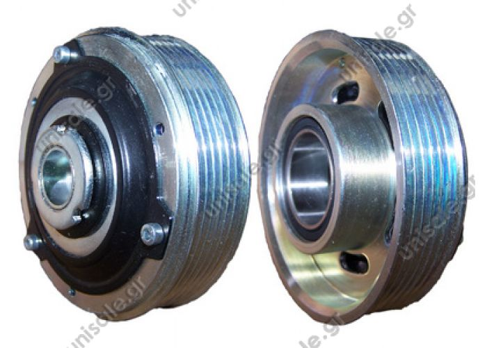 40455155 ΤΡΟΧΑΛΙΑ ΚΟΜΠΡΕΣΣΕΡ A/C    Spare parts for compressors > Clutch > Sanden   PXE16 Sanden 8675 12V X VW