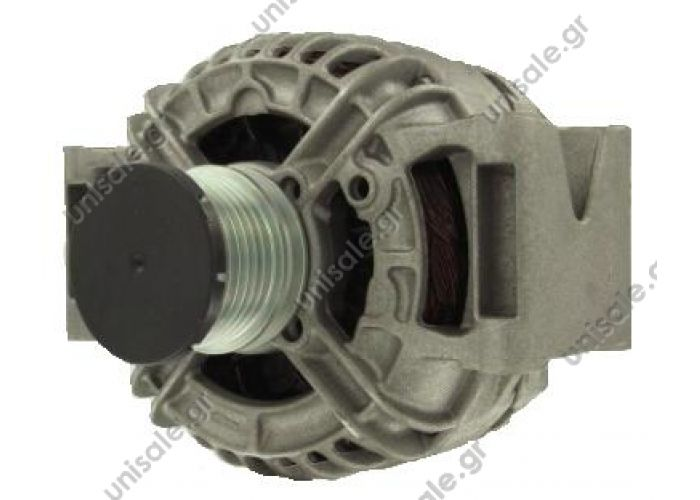 49421 0 986 047 660   0124515084 BOSCH Γεννήτρια 120Α  BOSCH EXCHANGE Alternator JEEP Grand Cherokee 2.7 CRD 50PVF6 120A    0124515084	0986047660	A0121544802 0124515115	27-4720	A0131540802