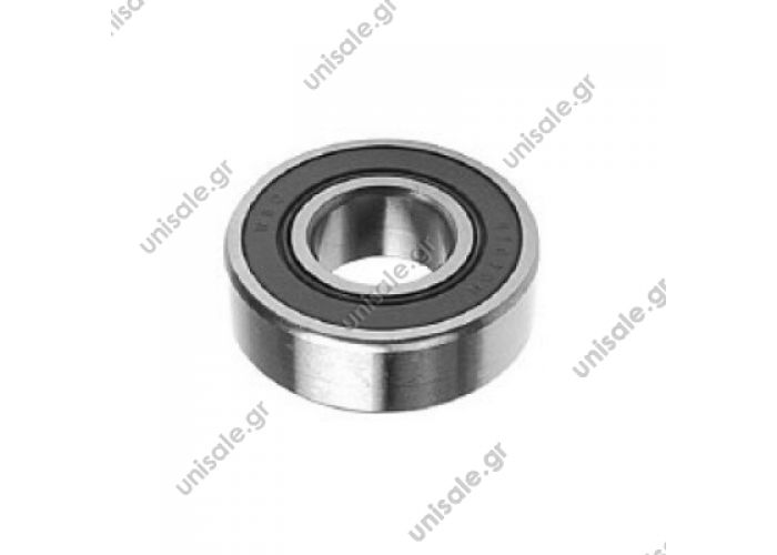 6202 2RS Bearing 2RS TypReplacing 15mm x 35mm x 11mme