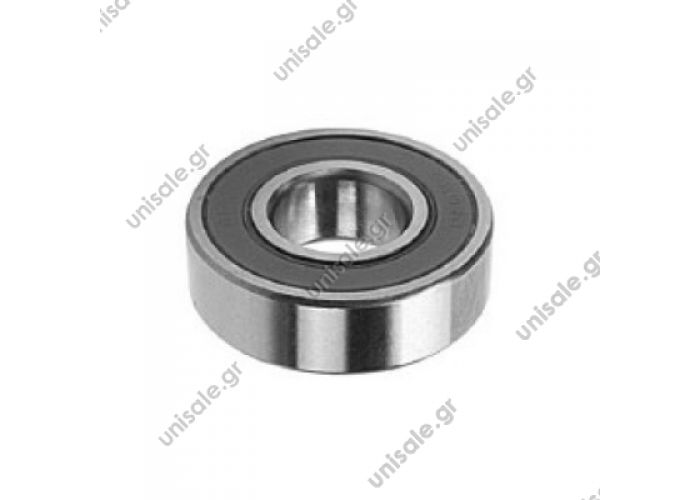 6203 2RS – NSK , Ρουλεμάν 6203 2RS/C3  6203 2RS Bearing 2RS TypReplacing 17mm x 40mm x 12mme