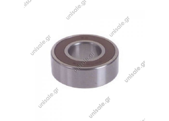 6002 2RS  Bearing  2RS Type  Replacing 15mm x 32mm x 11mm