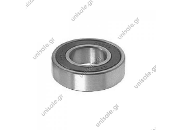 6003 2RS  Bearing  2RS Type  Replacing 17mm x 35mm x 10mm