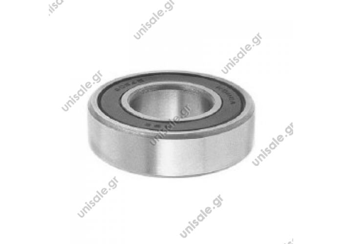 6004 2RS Bearing  2RS Type  Replacing 20mm x 42mm x 12mm
