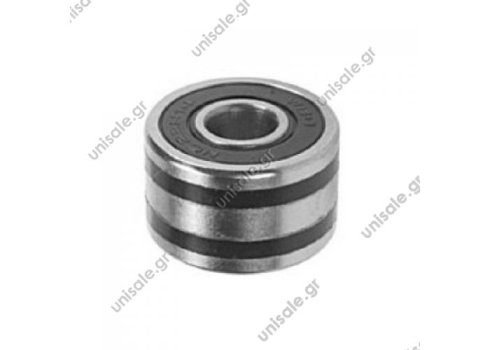 SC8A05LHI Bearing  2RS Type Replacing 8mm x 23mm x 14mm