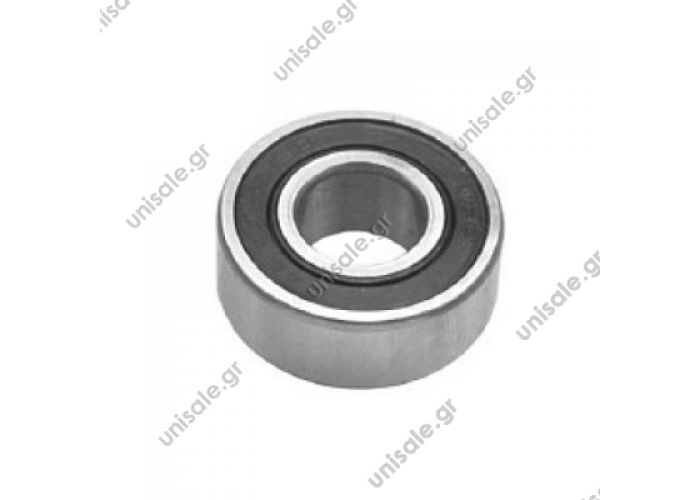 9009910140  Replacing  2RS Type  Bearing 15mm x 35mm x 13mmprodu