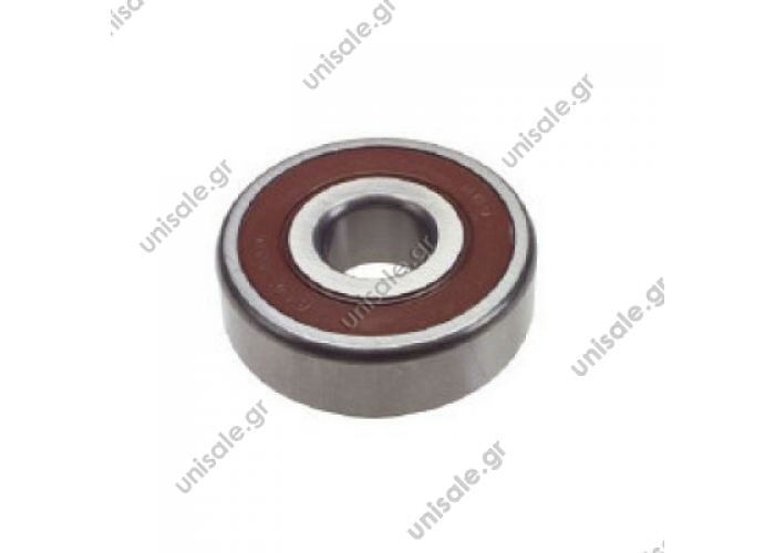 608 2RS  Bearing  2RS Type Replacing 8mm x 22mm x 7mm