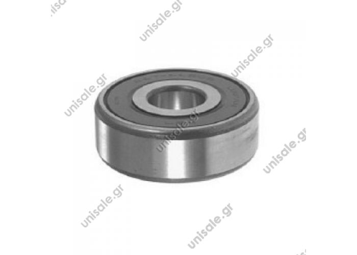 363226C  Bearing  2RS Type  Replacing 17mm x 52mm x 17mm