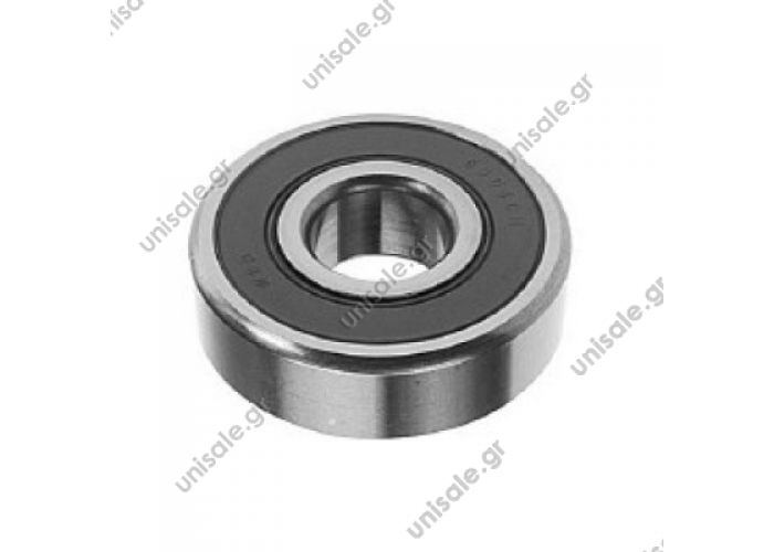 6303 2RS – NSK , Ρουλεμάν 6303 2RS  6303 2RS  Bearing 2RS Type Replacing 17mm x 47mm x 14mm