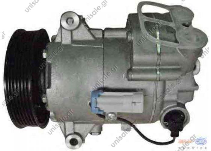 40405352  ΣΥΜΠΙΕΣΤΗΣ SANDEN     Opel    Insigna 2.0T   Saab    9-5 2.0T   Compressor Sanden Fix R134a TYPE : PXC16     OPEL : 22861236     OE: 13232305 - 13250607 - 13262836 - 1603 - 1661 - 6854109